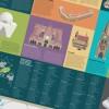Karachi Folding Map