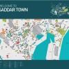 Saddar Town Map, Karachi Map