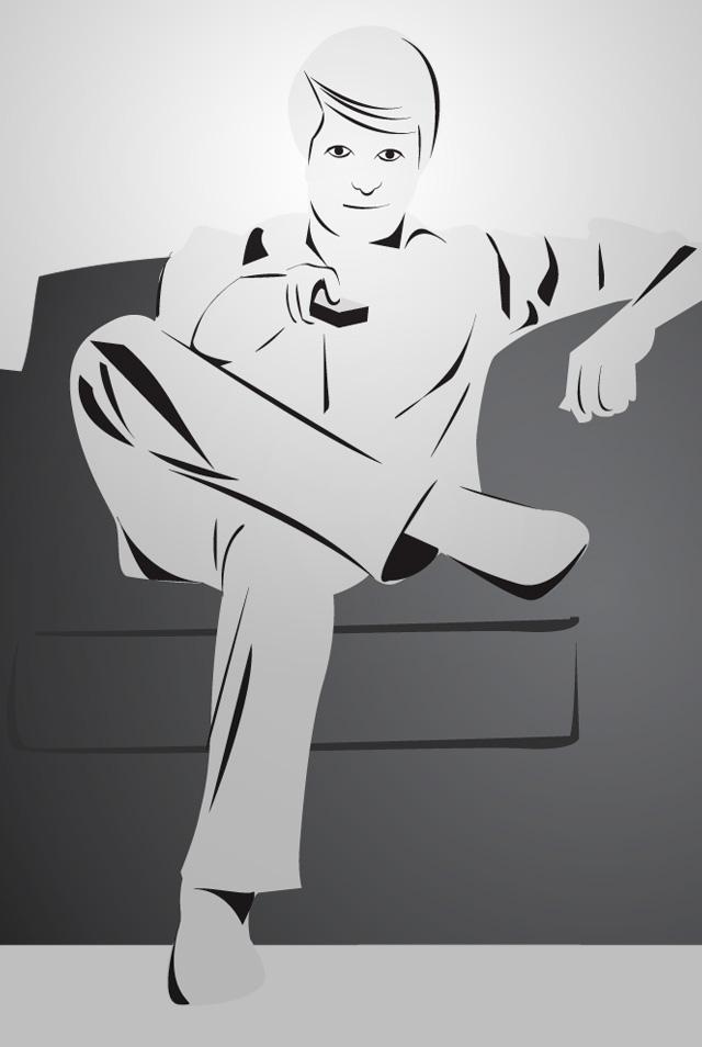 guy Illustration