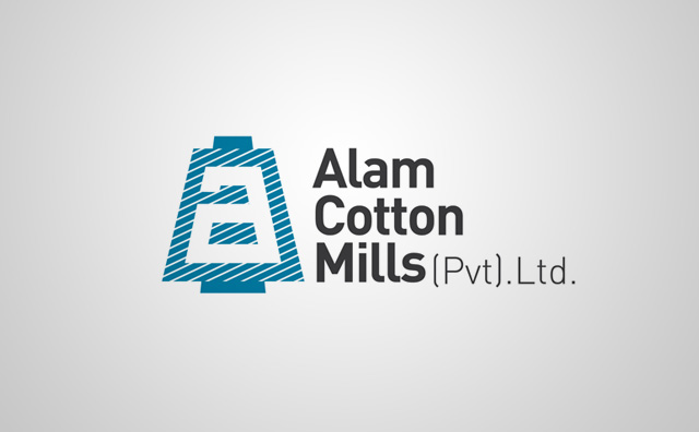 Alam Cottons Logo Option
