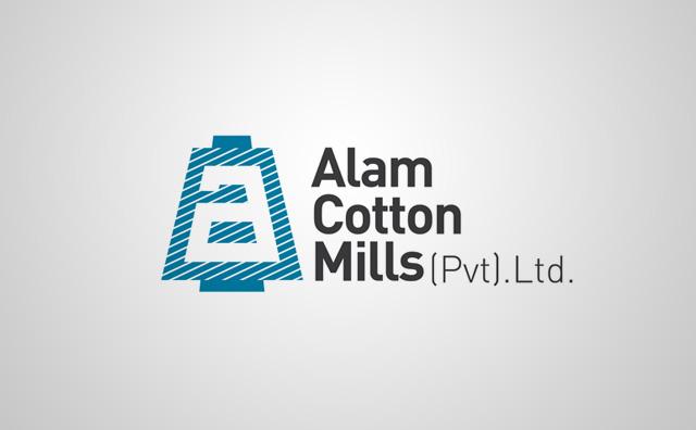 Alam Cottons Logo Option