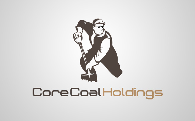 Core Coal Holding Logo Design