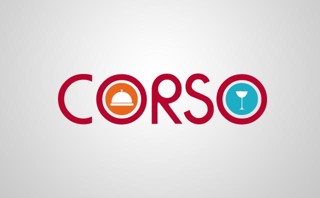 Corso - Restaurant Logo