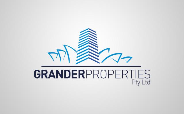 Grander Properties Logo
