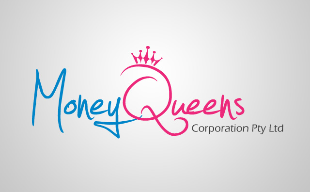 Money Queens Logo Design