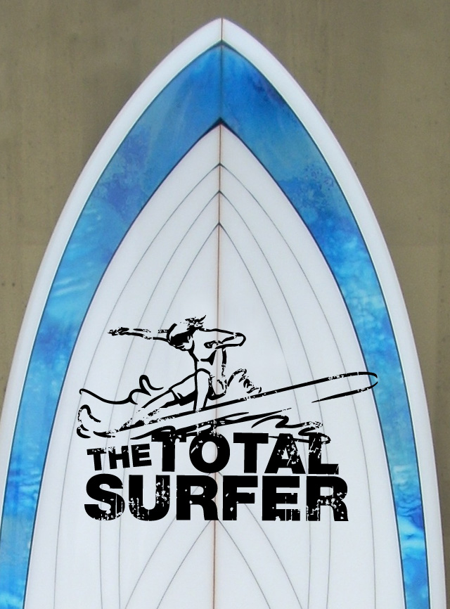 Logo on Surferboard