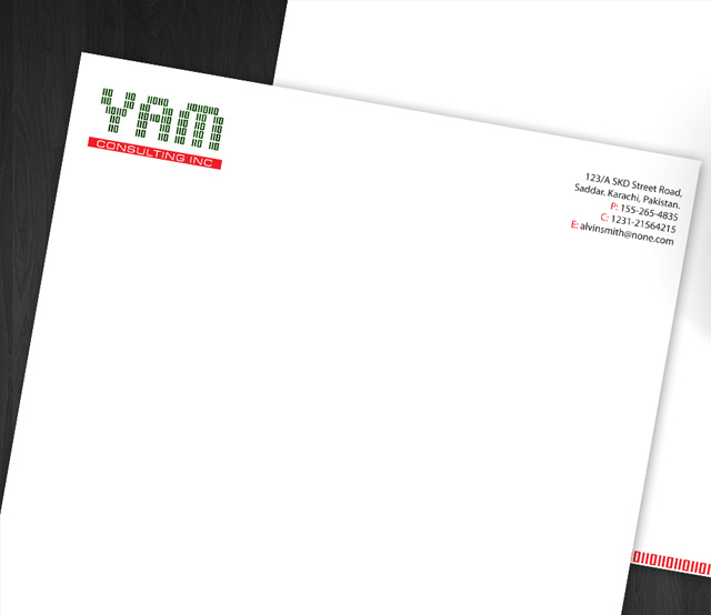 Letter Head for Yam Consulting