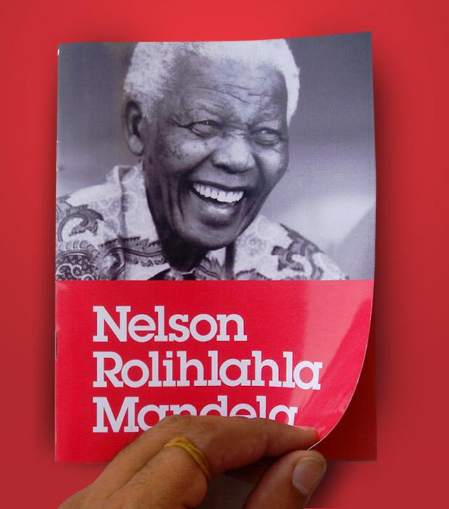 Nelson Mandela Booklet