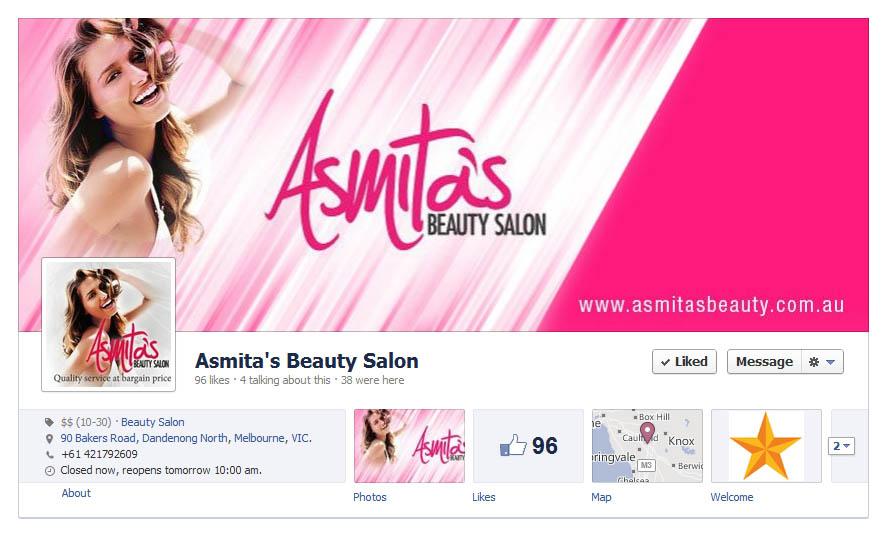 Facebook Fan Page Branding
