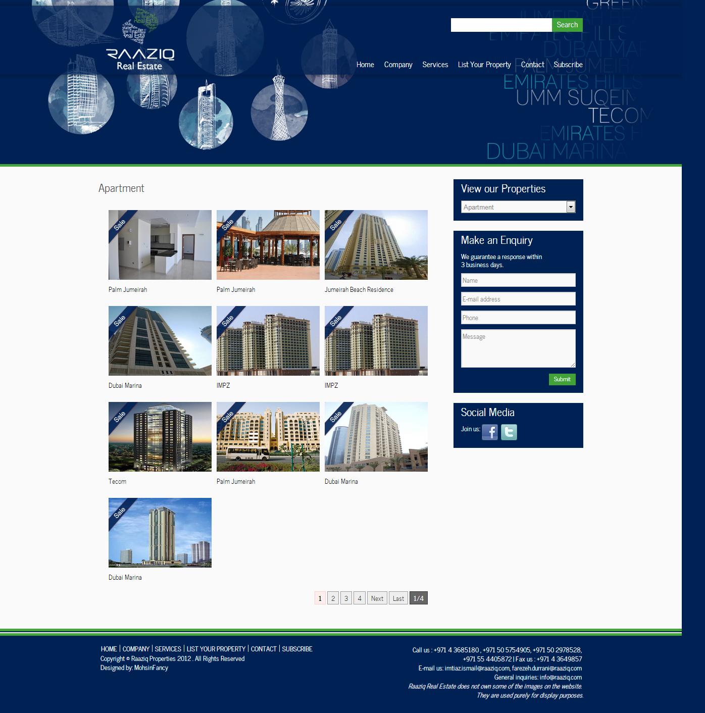 Raziq Properties- Properties Gallery