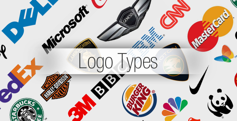 Types of Logo and its Kinds