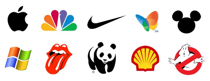 Brandmark Logo Type Examples