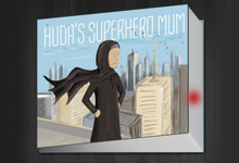 huda's Superhero Mom