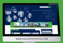 Raziq Properties Website