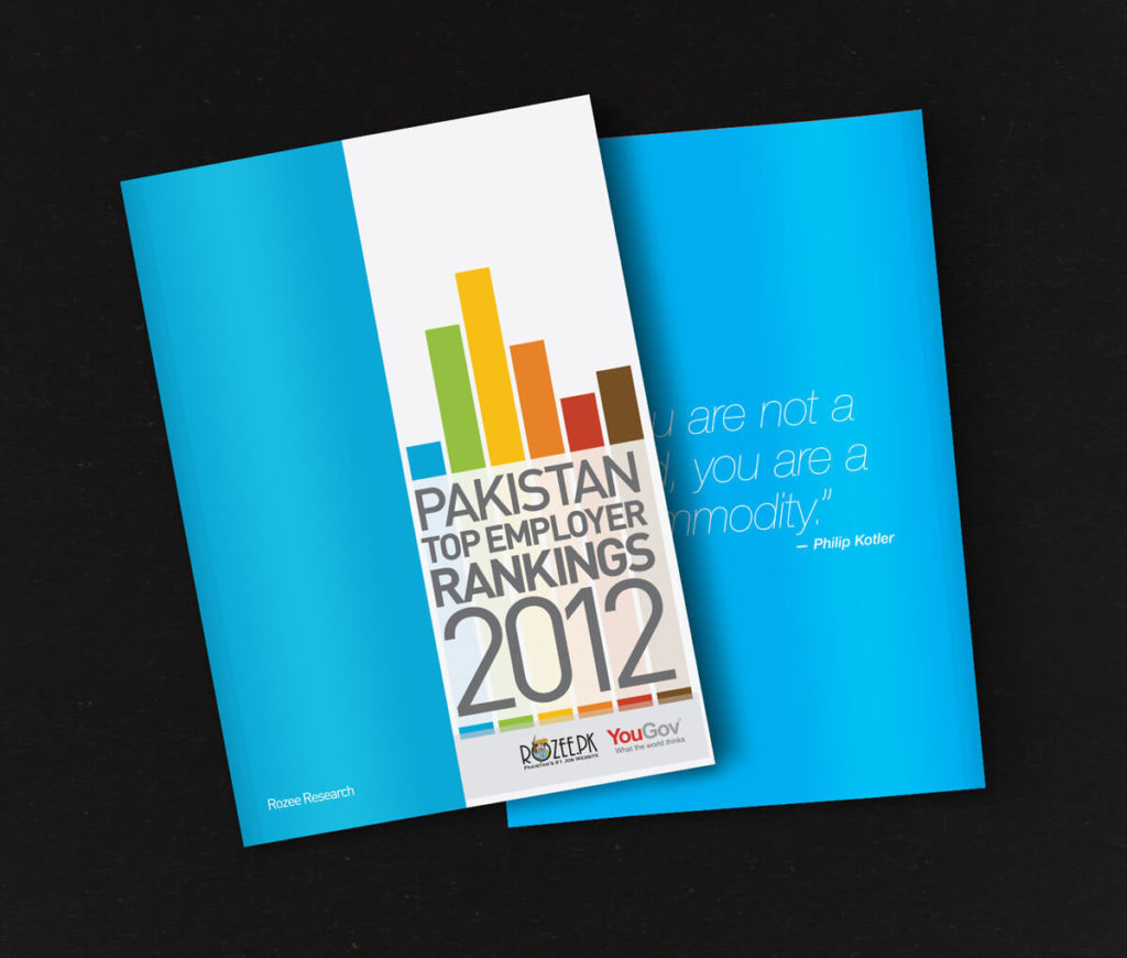 Rooze.pk Employer Ranking Report Cover