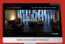Shahzad Brother Website - Mohsin Fancy