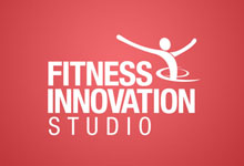 Fitinn studio Logo Inverse
