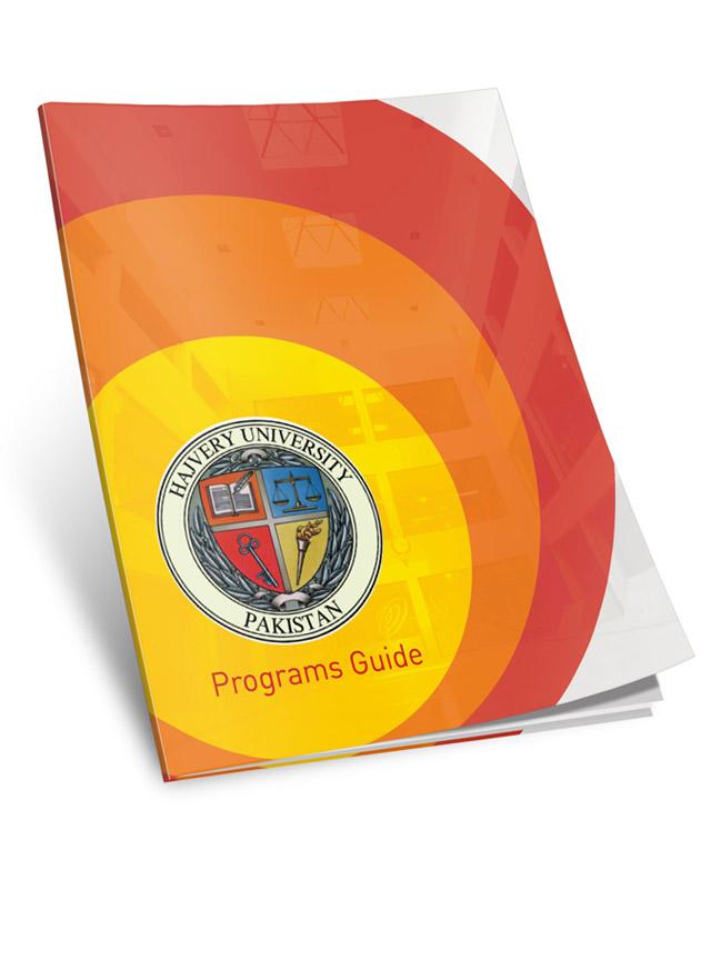 Prospectus Cover Design