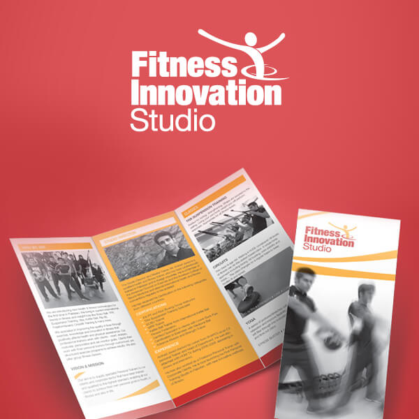 Fitness Innovation Studio Design