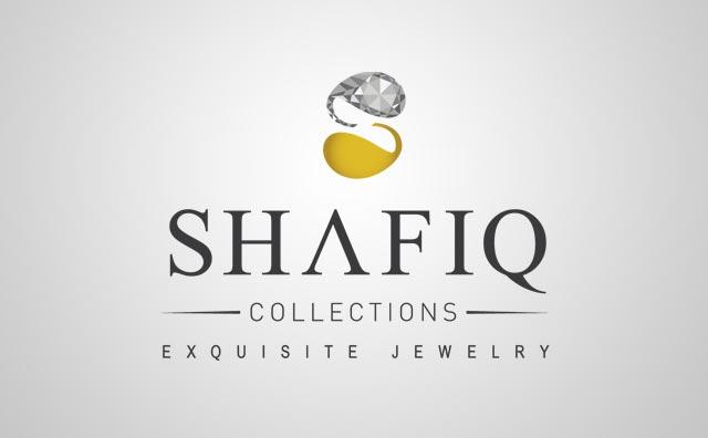 Shafiq Collection Logo Design