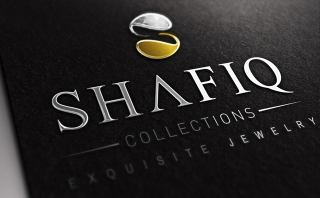 Shafiq Collection Logo Design Presentation