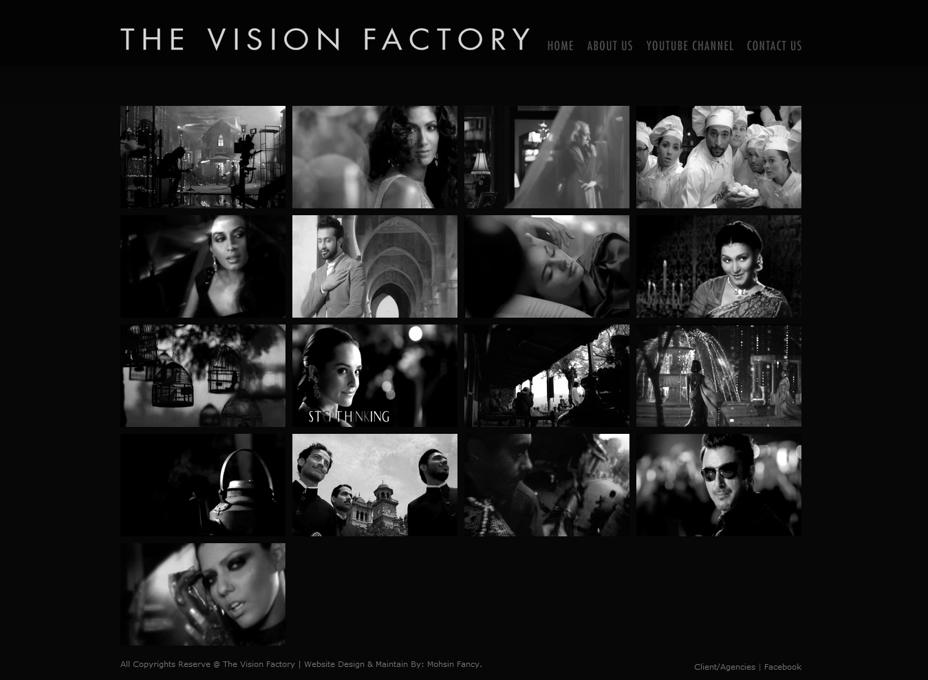 The Vision Factory HomePage