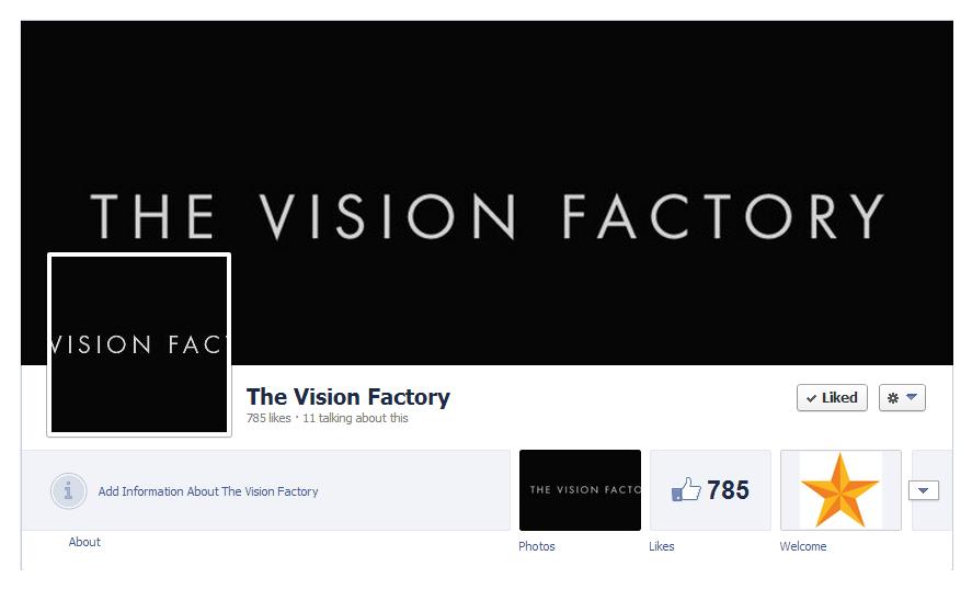 Social Media - Facebook Page