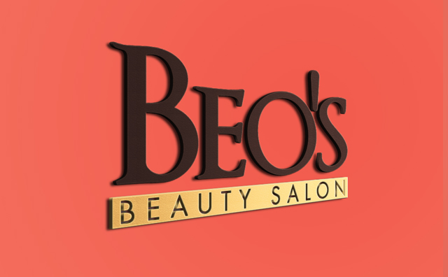Beo's Logo 3d Presenation