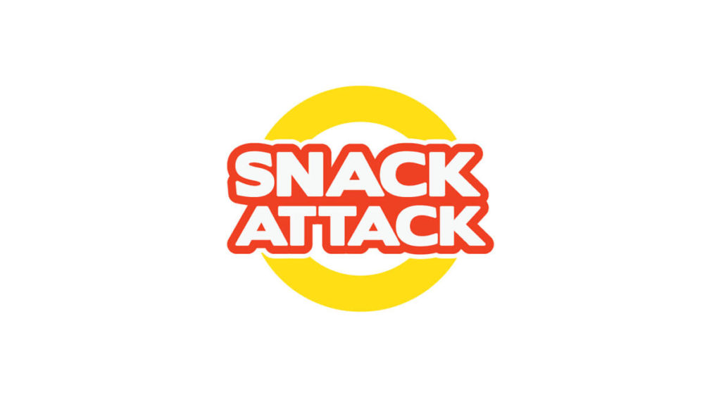 Logo Identity Design for Snack Attack