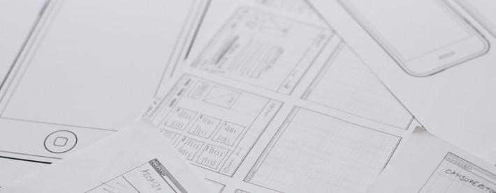 Website Wireframe Templates