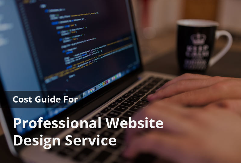 Cost Guide for Website Design And Development Service