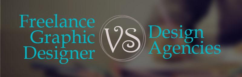 Freelance Graphic Designer Vs Design Agency