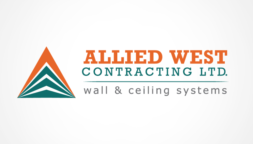 Allied West Construction Logo Calgary