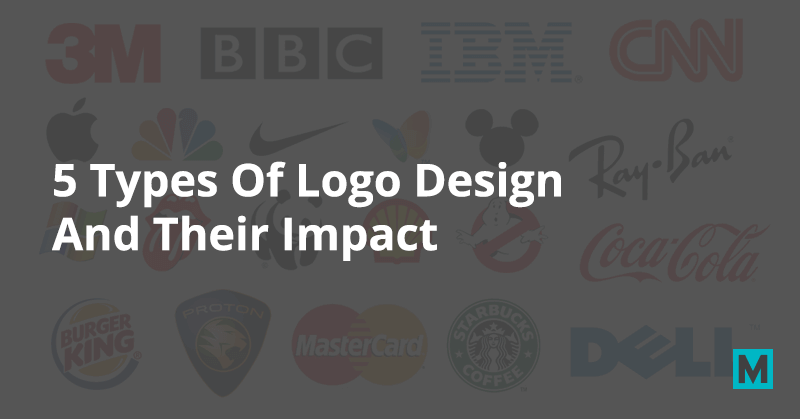 Five Types Of Logo Design