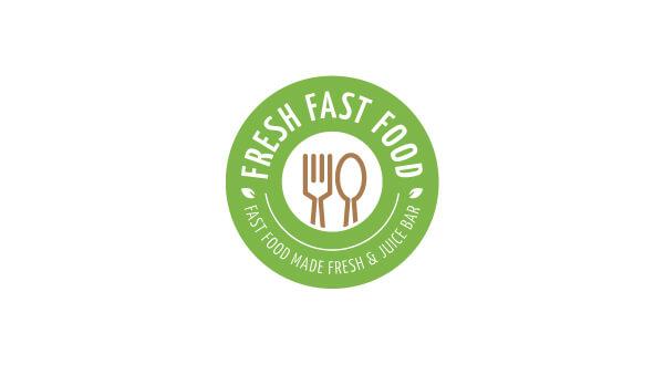 Food Delivery Company Logo Design