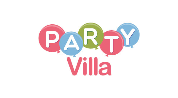 Party Villa Website Logo