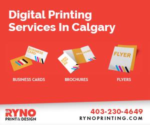 RYNO Printing Services Calgary